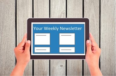 nonprofit internal newsletter