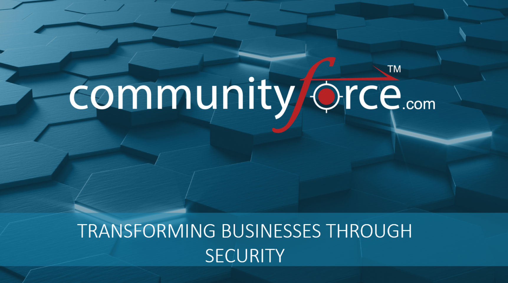 CommunityForce Partner Opportunity Security Services