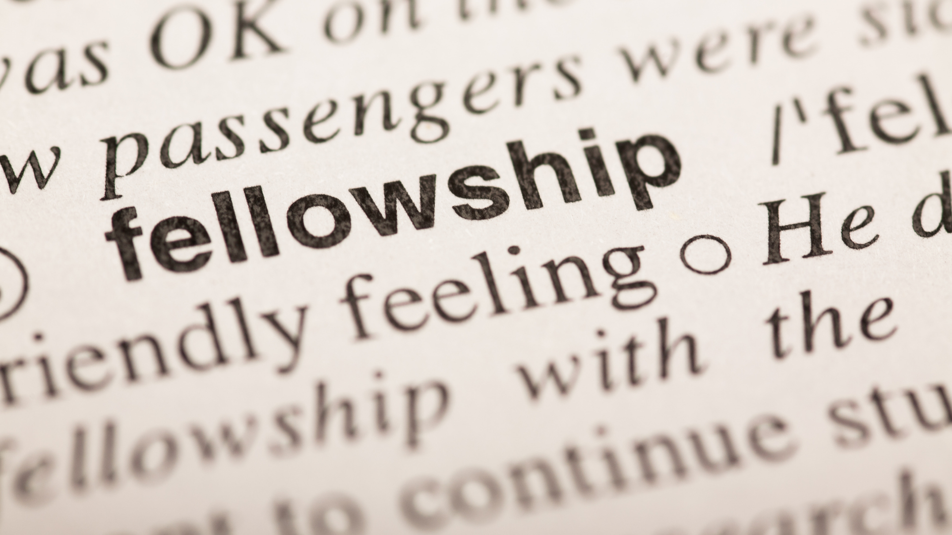 Fellowship Management Streamline Your Fellowship Process With CommunityForce