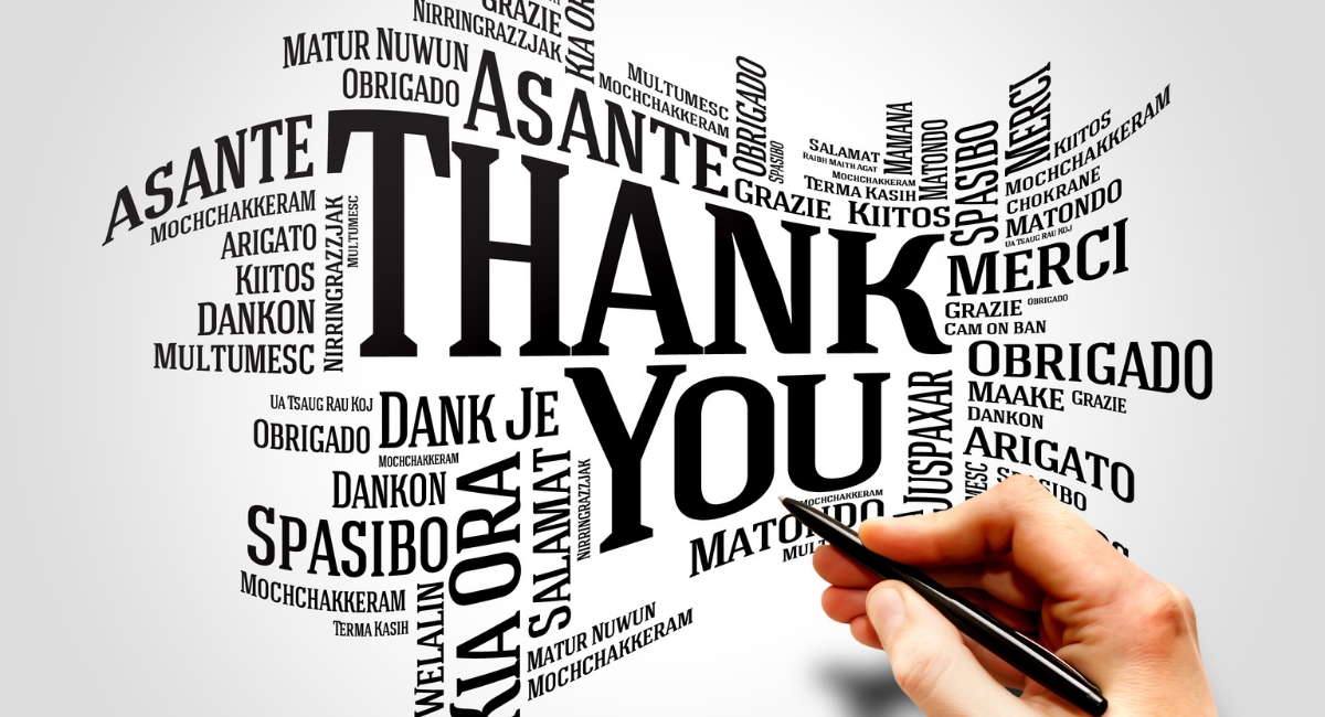 Giving Back To Donors : The Power of Gratitude