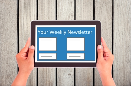 What to include in a nonprofit internal newsletter