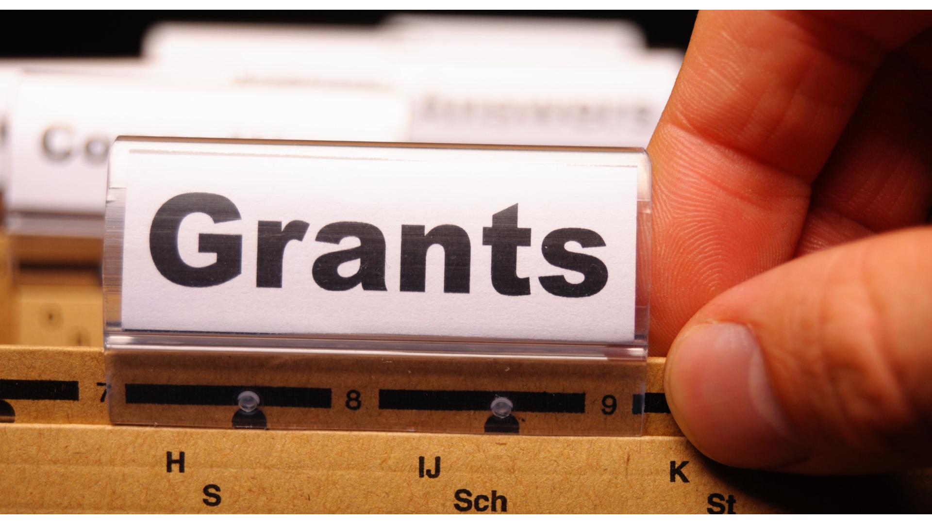 Stress Free Grant Application